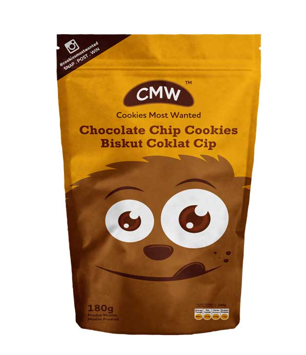 CMW Chocolate Chip RM15.00